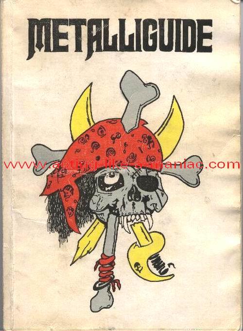 Metalliguide - A Metallica Bootleg Collector Guide
